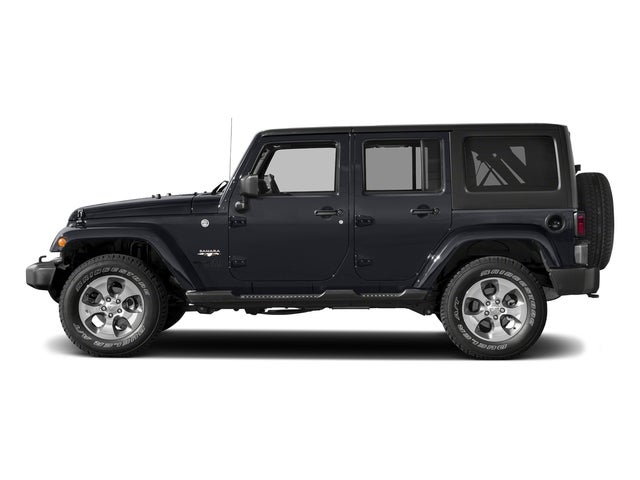 2018 Jeep Wrangler Unlimited Wrangler Jk Unlimited Sahara