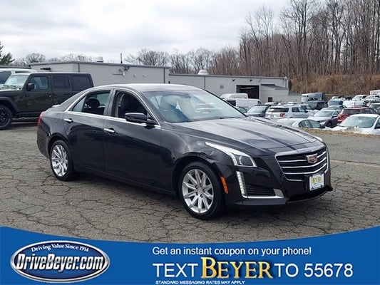 Used Cadillac Cts Sedan Morristown Nj